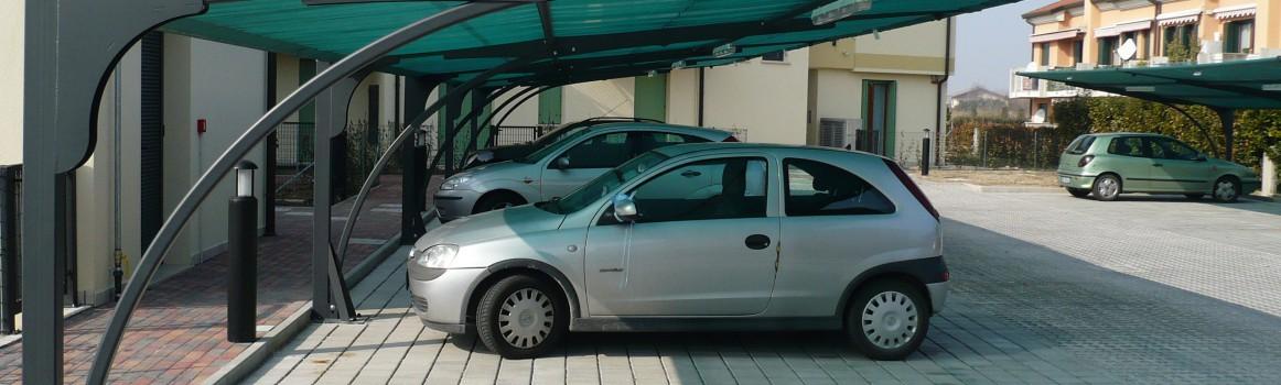 Modello Square vernic.mis. mt. 20 x 5 si Sb.,otto auto cop. Rif. Jesolo (Ve)